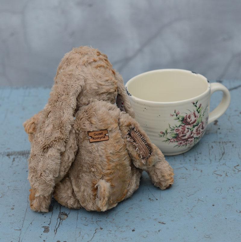 авторские игрушки авторский заяц заяц купить выкройка Гузель Костына