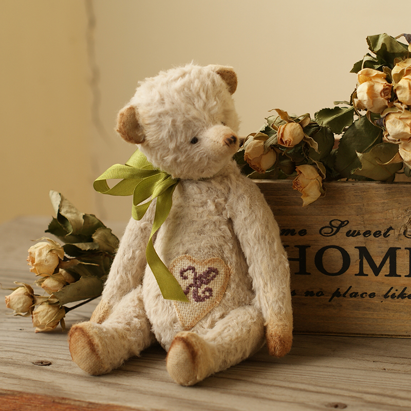 teddy,teddybear,viscose,guzel kostyna