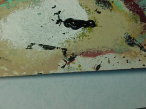 "Мишки Тедди. Мастер-класс ""Коробочка в винтажном стиле  для мишки Тедди"". Фото 11."
