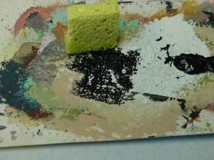 "Мишки Тедди. Мастер-класс ""Коробочка в винтажном стиле  для мишки Тедди"". Фото 13."