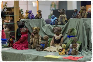 Мишки Тедди. Зарубежные выставки. Висбаден. Фото 1.