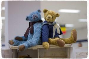 Мишки Тедди. Зарубежные выставки. Висбаден. Фото 15.