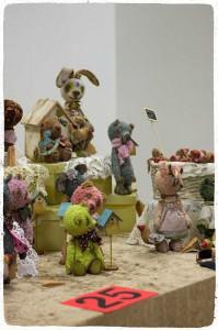 Мишки Тедди. Зарубежные выставки. Висбаден. Фото 19.
