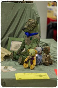 Мишки Тедди. Зарубежные выставки. Висбаден. Фото 2.