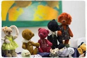 Мишки Тедди. Зарубежные выставки. Висбаден. Фото 20.