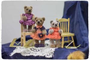 Мишки Тедди. Зарубежные выставки. Висбаден. Фото 21.