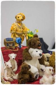 Мишки Тедди. Зарубежные выставки. Висбаден. Фото 22.