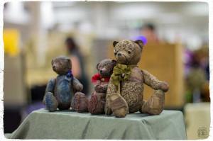 Мишки Тедди. Зарубежные выставки. Висбаден. Фото 3.