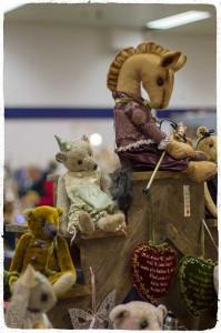 Мишки Тедди. Зарубежные выставки. Висбаден. Фото 31.