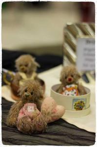 Мишки Тедди. Зарубежные выставки. Висбаден. Фото 38.