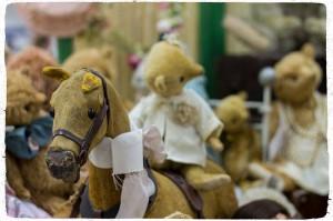 Мишки Тедди. Зарубежные выставки. Висбаден. Фото 4.