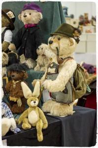 Мишки Тедди. Зарубежные выставки. Висбаден. Фото 40.