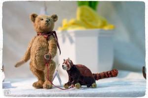 Мишки Тедди. Зарубежные выставки. Висбаден. Фото 41.