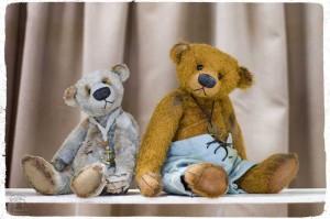 Мишки Тедди. Зарубежные выставки. Висбаден. Фото 43.