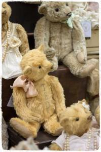 Мишки Тедди. Зарубежные выставки. Висбаден. Фото 5.