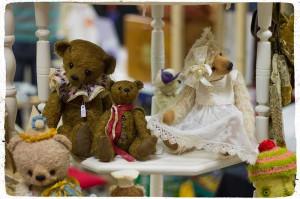 Мишки Тедди. Зарубежные выставки. Висбаден. Фото 50.