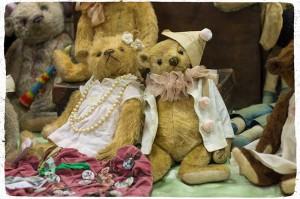Мишки Тедди. Зарубежные выставки. Висбаден. Фото 7.
