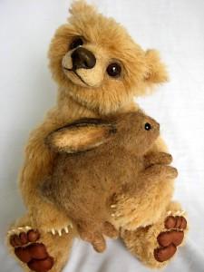 Мишки Тедди. Зарубежный автор. Выпуск №  54. Фото 20.