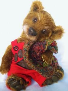 Мишки Тедди. Зарубежный автор. Выпуск №  54. Фото 9.