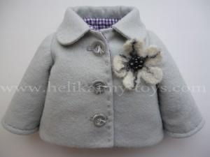 "Мишки Тедди. Мастер-класс ""Пальто для мишки Тедди"". Фото 1."