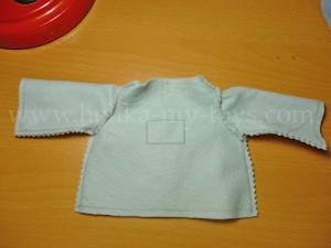 "Мишки Тедди. Мастер-класс ""Пальто для мишки Тедди"". Фото 14."