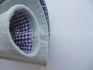 "Мишки Тедди. Мастер-класс ""Пальто для мишки Тедди"". Фото 29."
