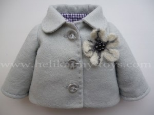 "Мишки Тедди. Мастер-класс ""Пальто для мишки Тедди"". Фото 33."