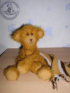 """Мишки Тедди Гузель Костына 9 лет назад. Выставка мишек Тедди """"Теддимания"""" - 2004. Фото 1."""
