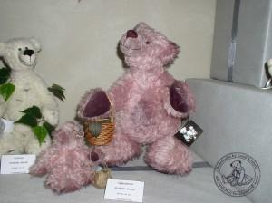 """Мишки Тедди Гузель Костына 9 лет назад. Выставка мишек Тедди """"Теддимания"""" - 2004. Фото 16."""