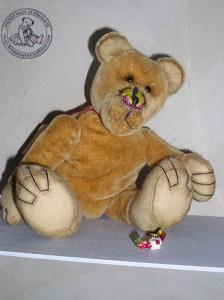 """Мишки Тедди Гузель Костына 9 лет назад. Выставка мишек Тедди """"Теддимания"""" - 2004. Фото 17."""