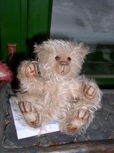 """Мишки Тедди Гузель Костына 9 лет назад. Выставка мишек Тедди """"Теддимания"""" - 2004. Фото 18."""