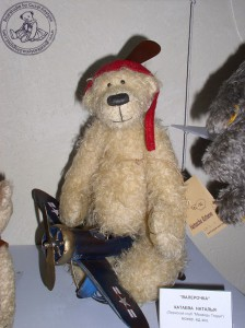"""Мишки Тедди Гузель Костына 9 лет назад. Выставка мишек Тедди """"Теддимания"""" - 2004. Фото 19."""
