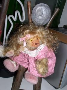"""Мишки Тедди Гузель Костына 9 лет назад. Выставка мишек Тедди """"Теддимания"""" - 2004. Фото 21."""