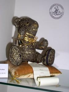 """Мишки Тедди Гузель Костына 9 лет назад. Выставка мишек Тедди """"Теддимания"""" - 2004. Фото 24."""