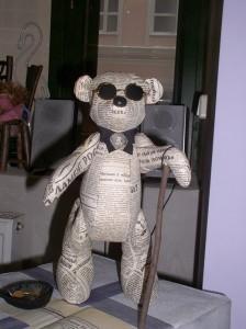 """Мишки Тедди Гузель Костына 9 лет назад. Выставка мишек Тедди """"Теддимания"""" - 2004. Фото 26."""