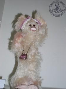 """Мишки Тедди Гузель Костына 9 лет назад. Выставка мишек Тедди """"Теддимания"""" - 2004. Фото 27."""