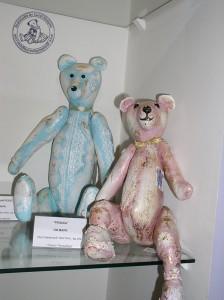 """Мишки Тедди Гузель Костына 9 лет назад. Выставка мишек Тедди """"Теддимания"""" - 2004. Фото 28."""