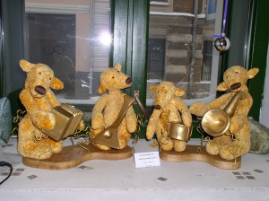 """Мишки Тедди Гузель Костына 9 лет назад. Выставка мишек Тедди """"Теддимания"""" - 2004. Фото 30."""