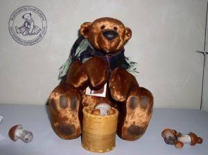 """Мишки Тедди Гузель Костына 9 лет назад. Выставка мишек Тедди """"Теддимания"""" - 2004. Фото 32."""