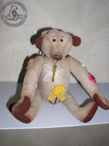 """Мишки Тедди Гузель Костына 9 лет назад. Выставка мишек Тедди """"Теддимания"""" - 2004. Фото 35."""