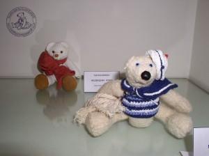"""Мишки Тедди Гузель Костына 9 лет назад. Выставка мишек Тедди """"Теддимания"""" - 2004. Фото 36."""