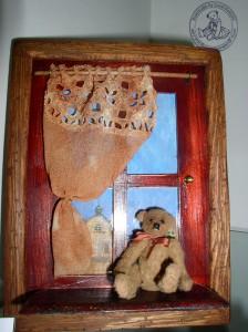 """Мишки Тедди Гузель Костына 9 лет назад. Выставка мишек Тедди """"Теддимания"""" - 2004. Фото 37."""