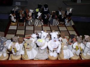 """Мишки Тедди Гузель Костына 9 лет назад. Выставка мишек Тедди """"Теддимания"""" - 2004. Фото 38."""