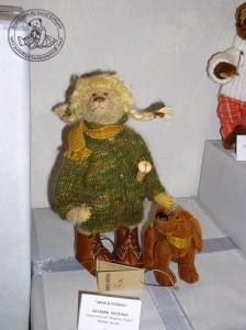 """Мишки Тедди Гузель Костына 9 лет назад. Выставка мишек Тедди """"Теддимания"""" - 2004. Фото 39."""