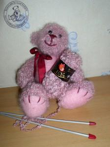 """Мишки Тедди Гузель Костына 9 лет назад. Выставка мишек Тедди """"Теддимания"""" - 2004. Фото 4."""