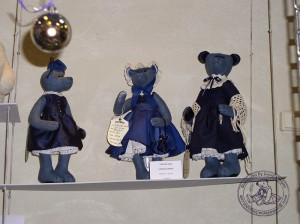 """Мишки Тедди Гузель Костына 9 лет назад. Выставка мишек Тедди """"Теддимания"""" - 2004. Фото 40."""