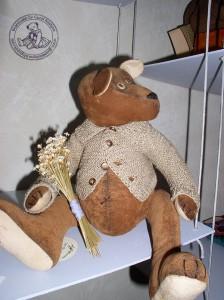 """Мишки Тедди Гузель Костына 9 лет назад. Выставка мишек Тедди """"Теддимания"""" - 2004. Фото 42."""
