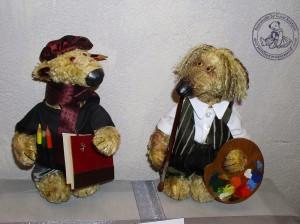 """Мишки Тедди Гузель Костына 9 лет назад. Выставка мишек Тедди """"Теддимания"""" - 2004. Фото 43."""