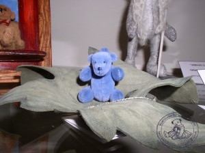 """Мишки Тедди Гузель Костына 9 лет назад. Выставка мишек Тедди """"Теддимания"""" - 2004. Фото 46."""