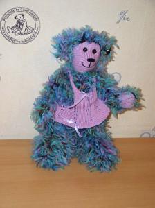 """Мишки Тедди Гузель Костына 9 лет назад. Выставка мишек Тедди """"Теддимания"""" - 2004. Фото 5."""